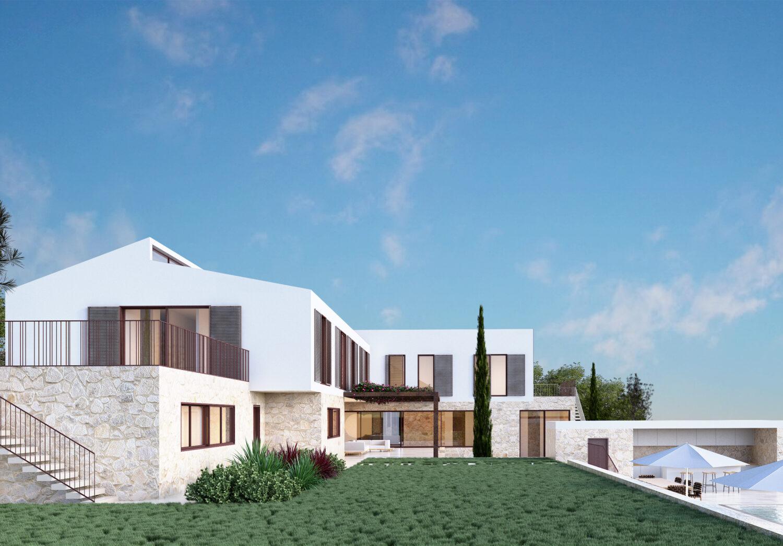 Vivienda Unifamiliar Sol de Mallorca