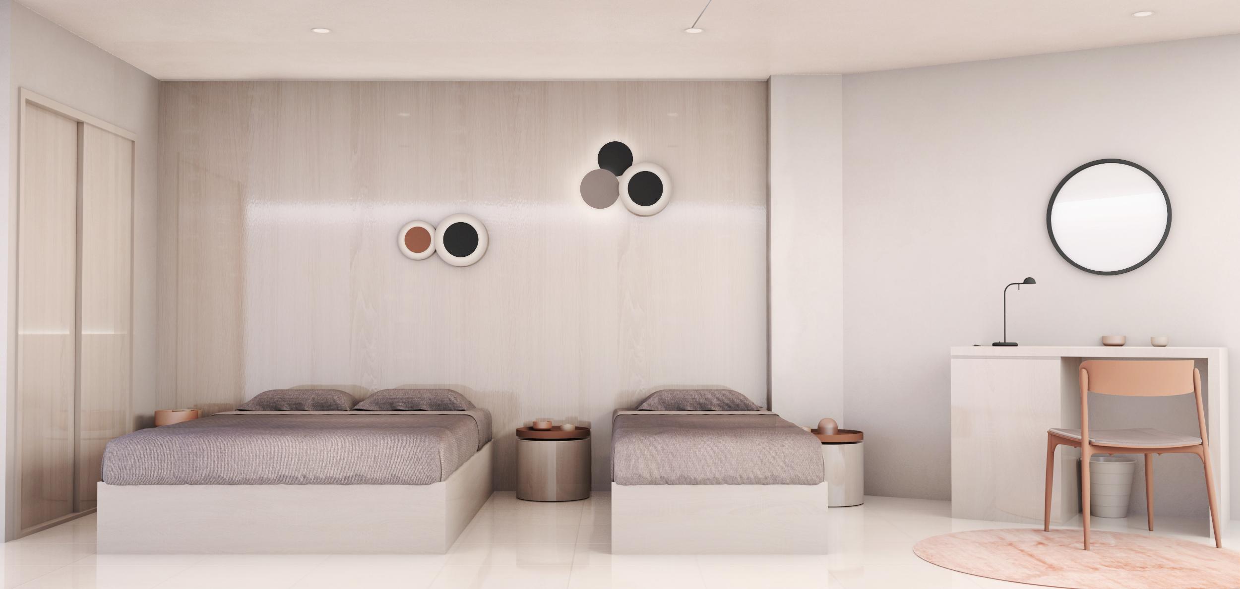 Nuevo mobiliario en Club MAC 2