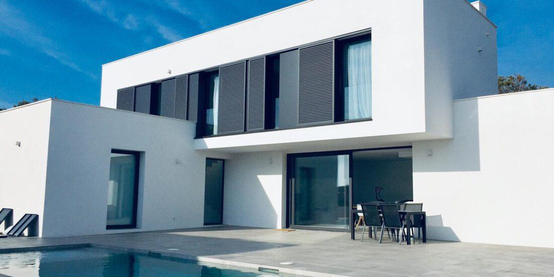 Vivienda unifamiliar minimalista Mallorca